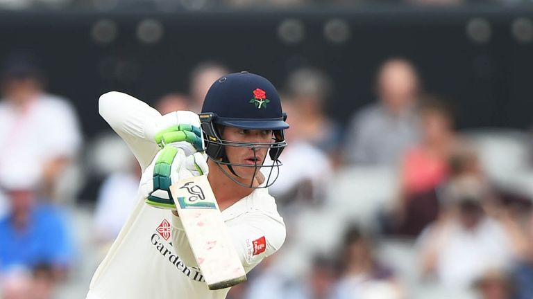 Can Keaton Jennings score enough runs for Lancashire to earn an Ashes place?