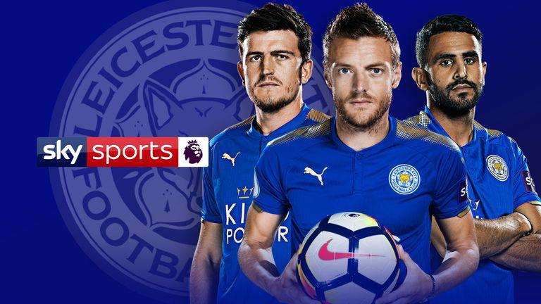 Leicester City 2018/19 Premier League Fixtures