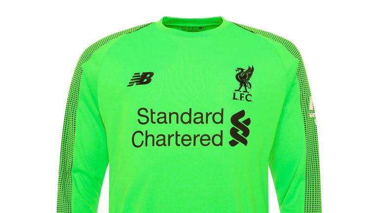 New football kits  Premier League strips for the 2018 19 season ... acd8d7612