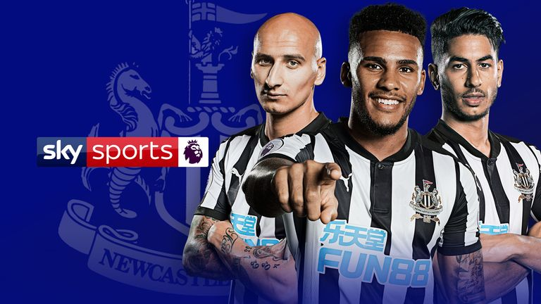 Newcastle United 2018/19 Premier League Fixtures