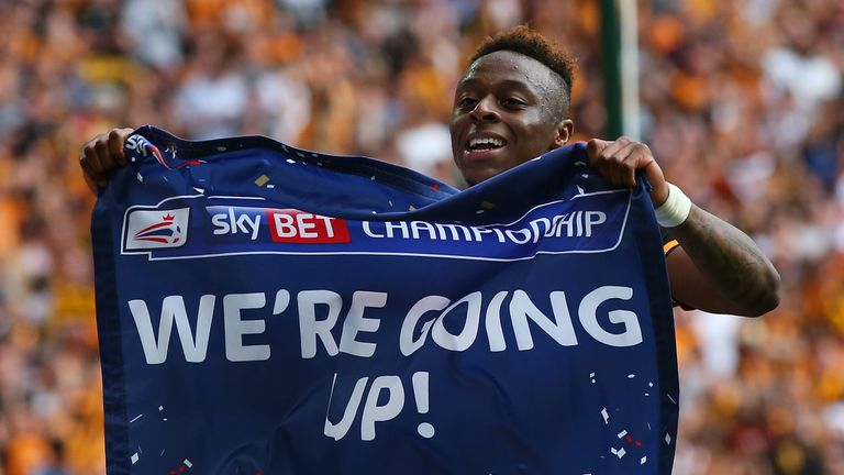 Moses Odubajo helped Hull achieve promotion to the Premier League before suffering a serious knee injury