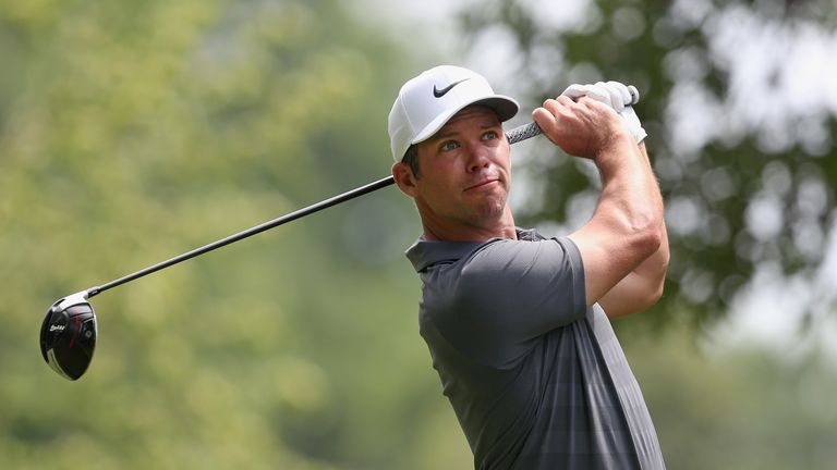 Paul Casey has not played in the Ryder Cup since 2008