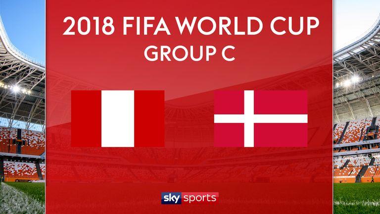 2018 FIFA World Cup, Group C - Peru v Denmark