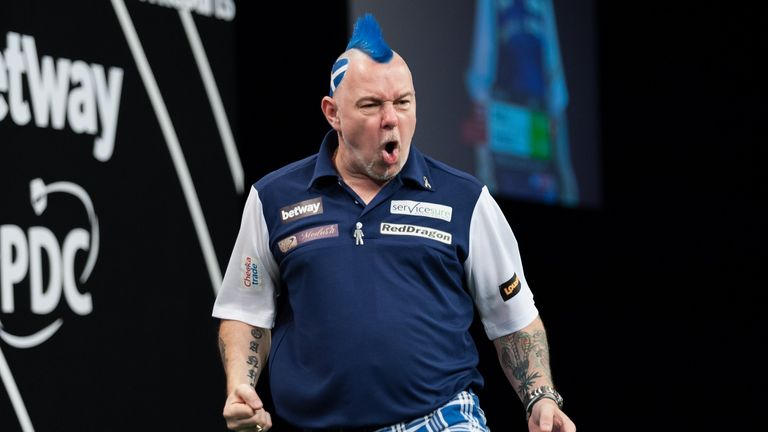 Peter Wright and Gary Anderson are the top seeds and are chasing a first World Cup of Darts title