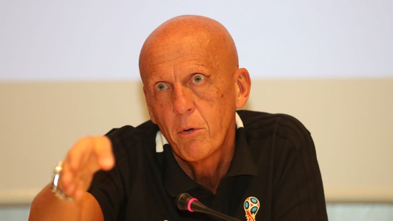 8e73c6c9069 Pierluigi Collina helped boost the professionalism of refereeing over eight  years