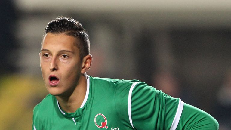 Atalanta have exercised their option to sign Aston Villa's Pierluigi Gollini