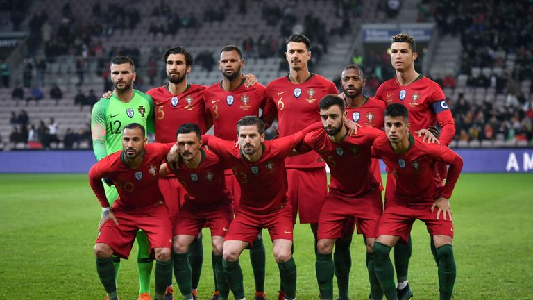 Portugal will face Spain in their opening World Cup fixture on June 15