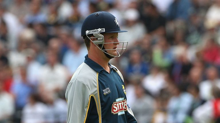 Rob Key played in Kent's last Lord's final, against Essex in 2008