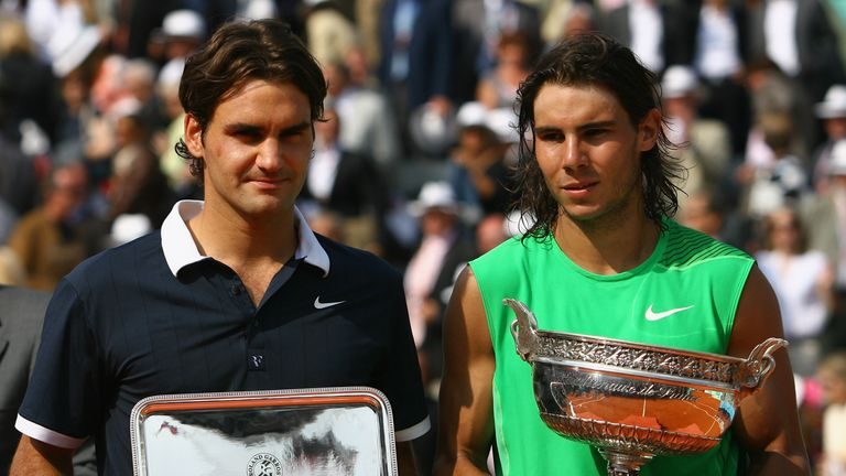 Nadal had crushed Federer in the French Open final just a few weeks earlier