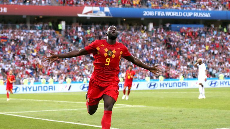 low priced 842f0 9700c Belgium 3-0 Panama: Romelu Lukaku double sees off World Cup ...