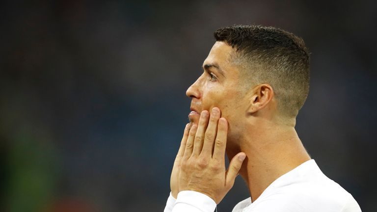 Cristiano Ronaldo will be 37 by the time the next World Cup comes along