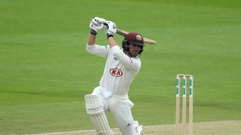 County Championship Team Of The Week Rory Burns Gary