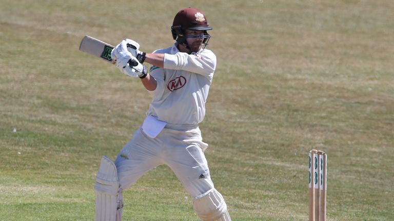 Surrey skipper Rory Burns has scored 961 runs in the Championship this season at 64.06