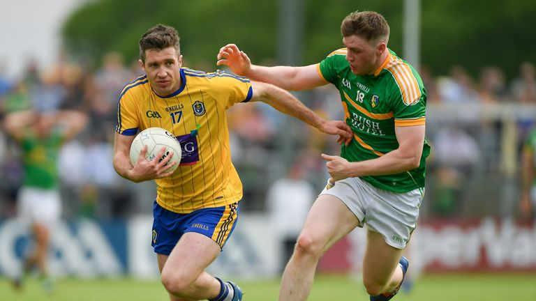 Cathal Cregg impressed off the bench in the semi-final