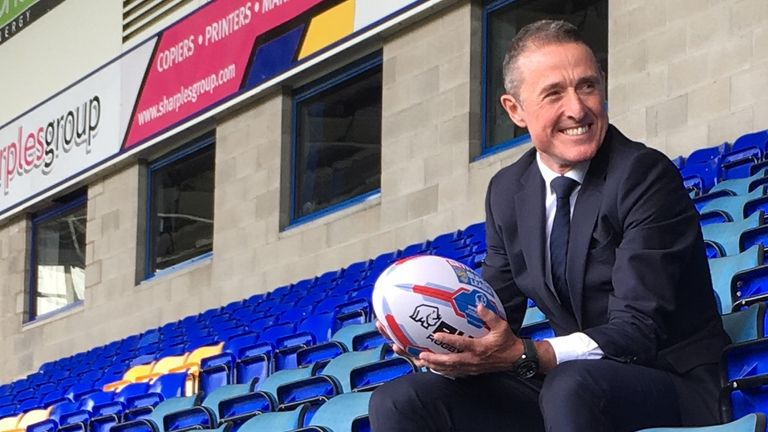 Super League's new Chief Executive Robert Elstone is already making big moves to the sport