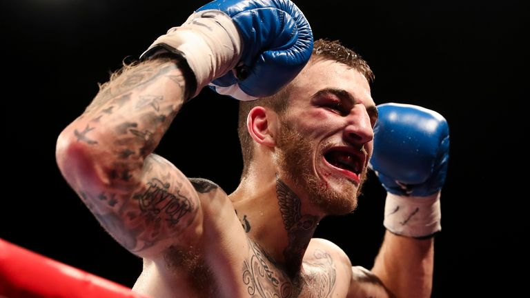 Image result for sam eggington vs orlando fiordigiglio
