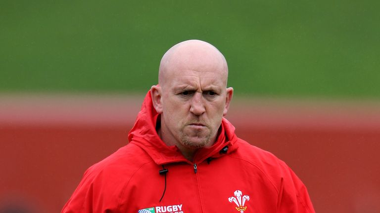 Shaun Edwards has been with Wales since 2008