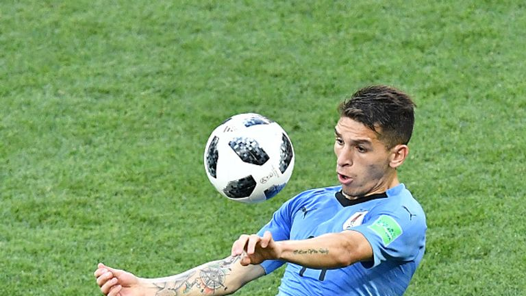 Lucas Torreira is reportedly on his way to Arsenal this summer