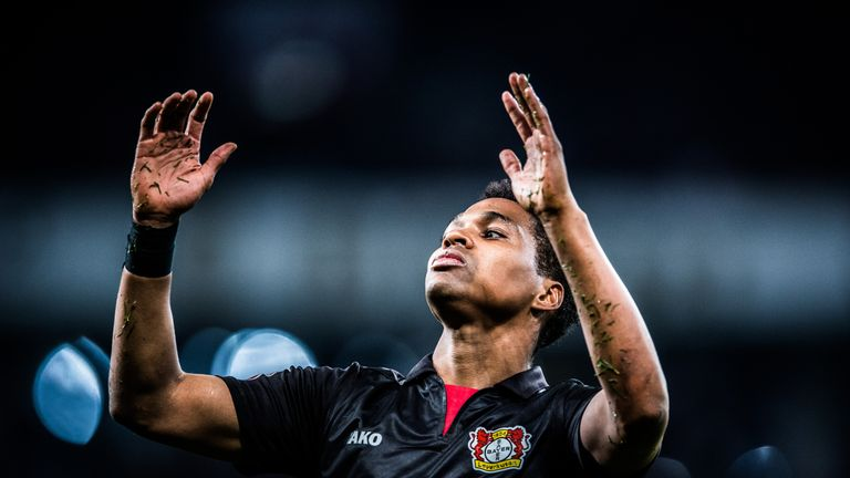 Wendell has made over 100 appearances for Bayer Leverkusen
