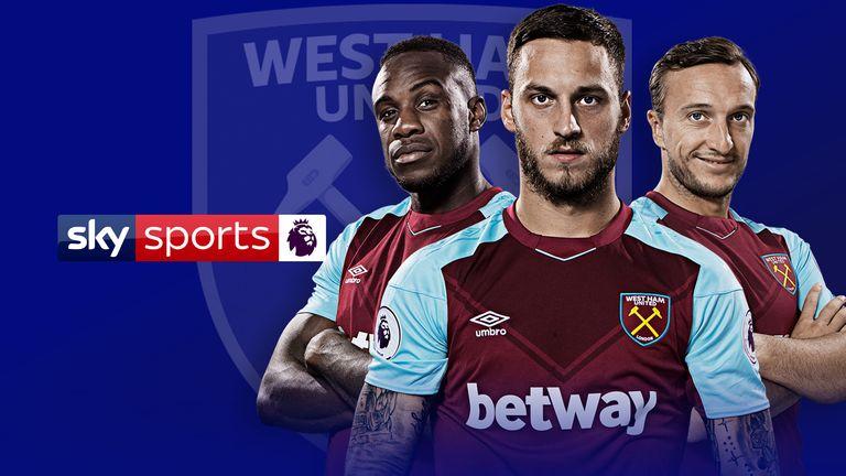 West Ham United 2018/19 Premier League Fixtures