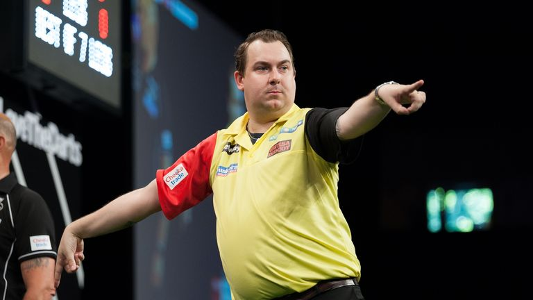 Mardle believes Huybrechts has his aggressive streak back