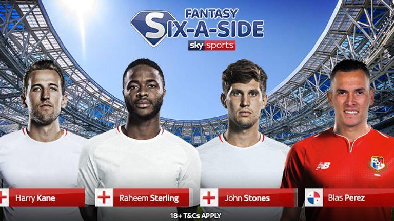 Fantasy Six-a-Side