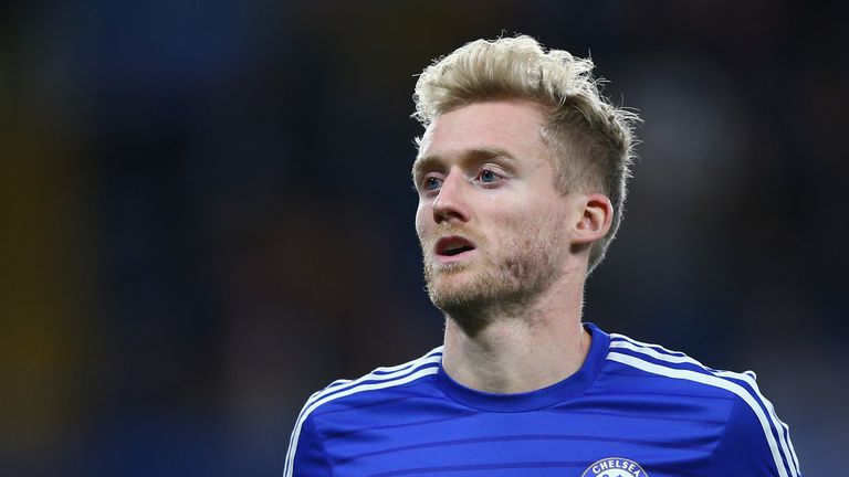 Andre Schurrle has Premier League experience from his time at Chelsea