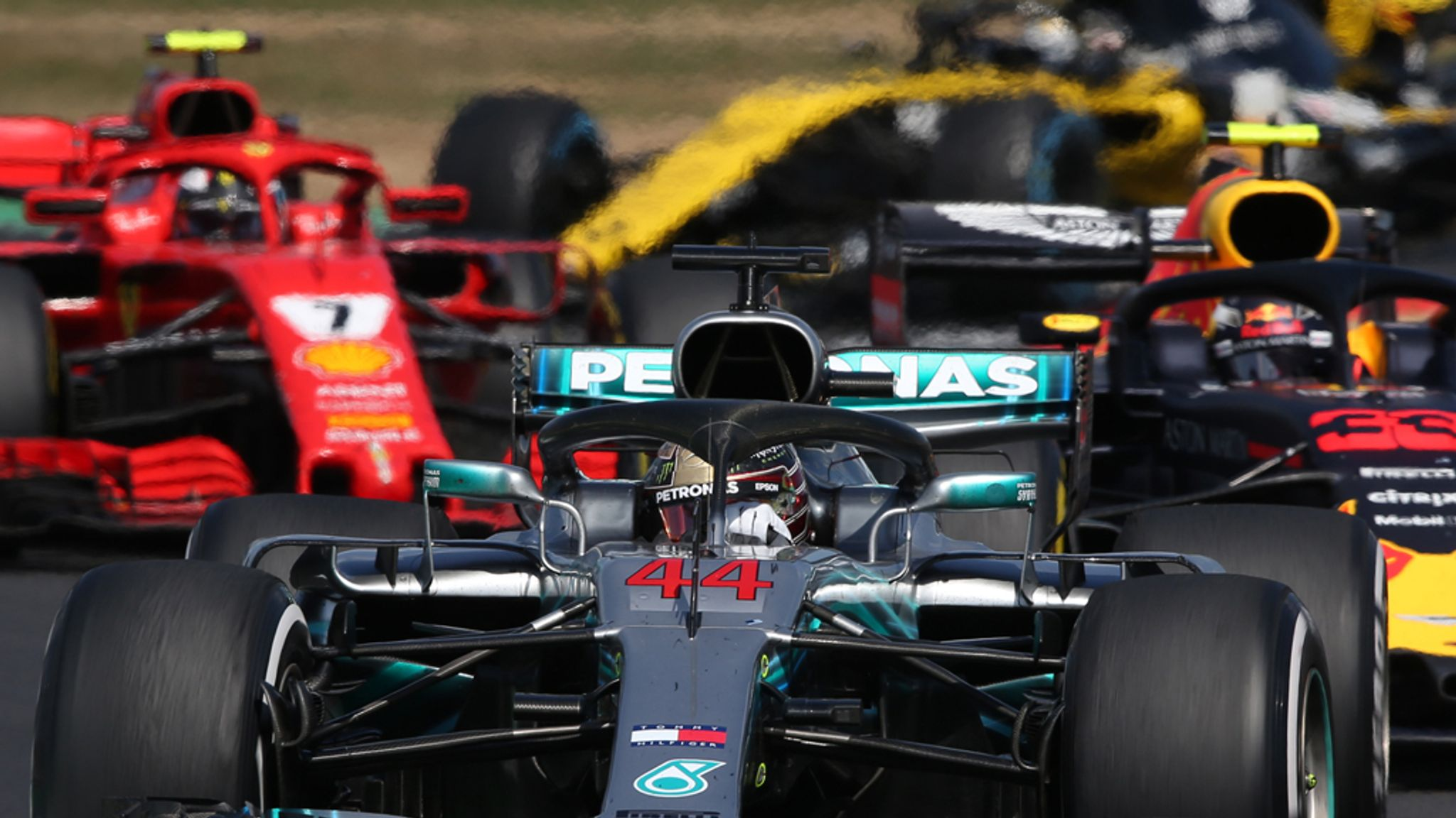 Calendario Test F1 2020.F1 2019 Schedule 21 Race Calendar And December Finish F1 News