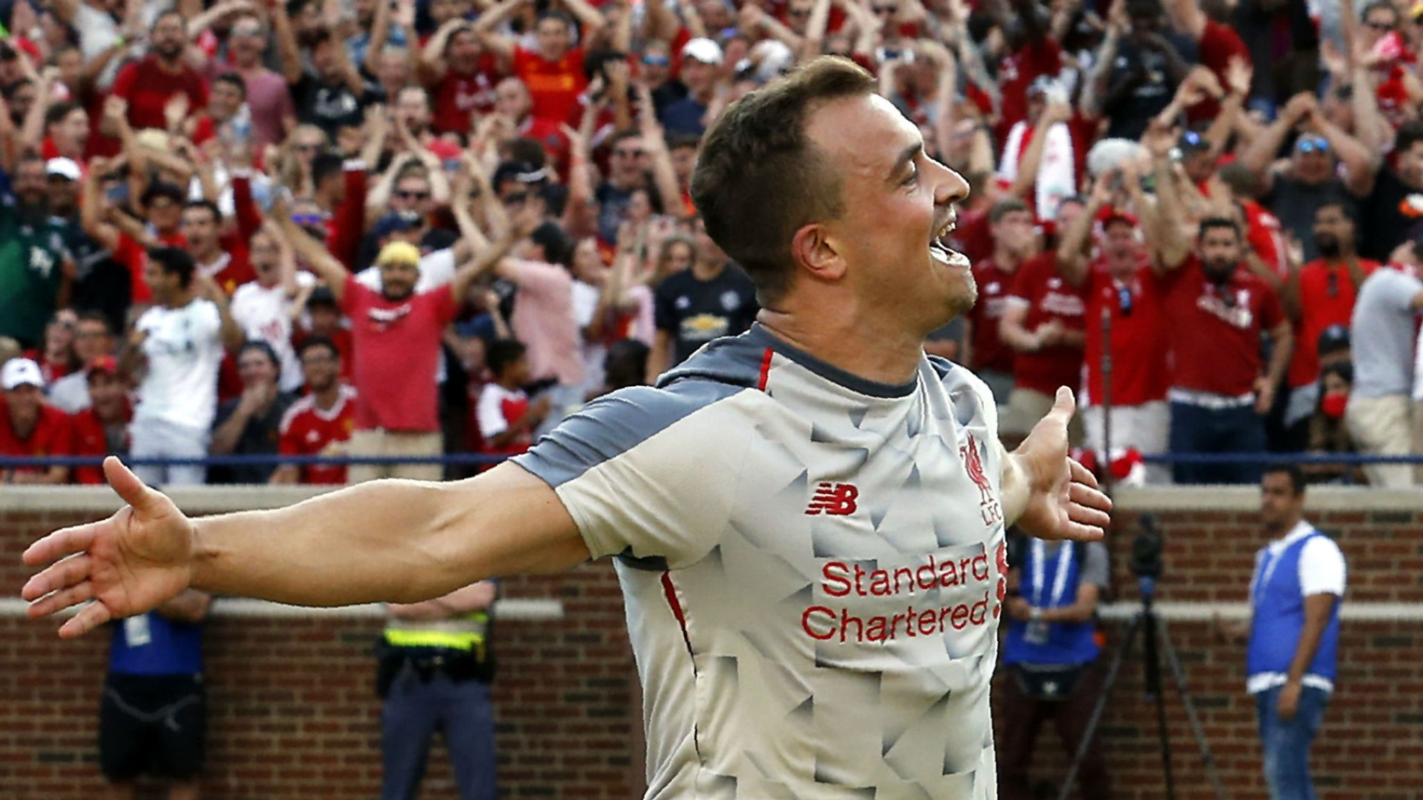 Premier League pre-season fixtures and results - keep track