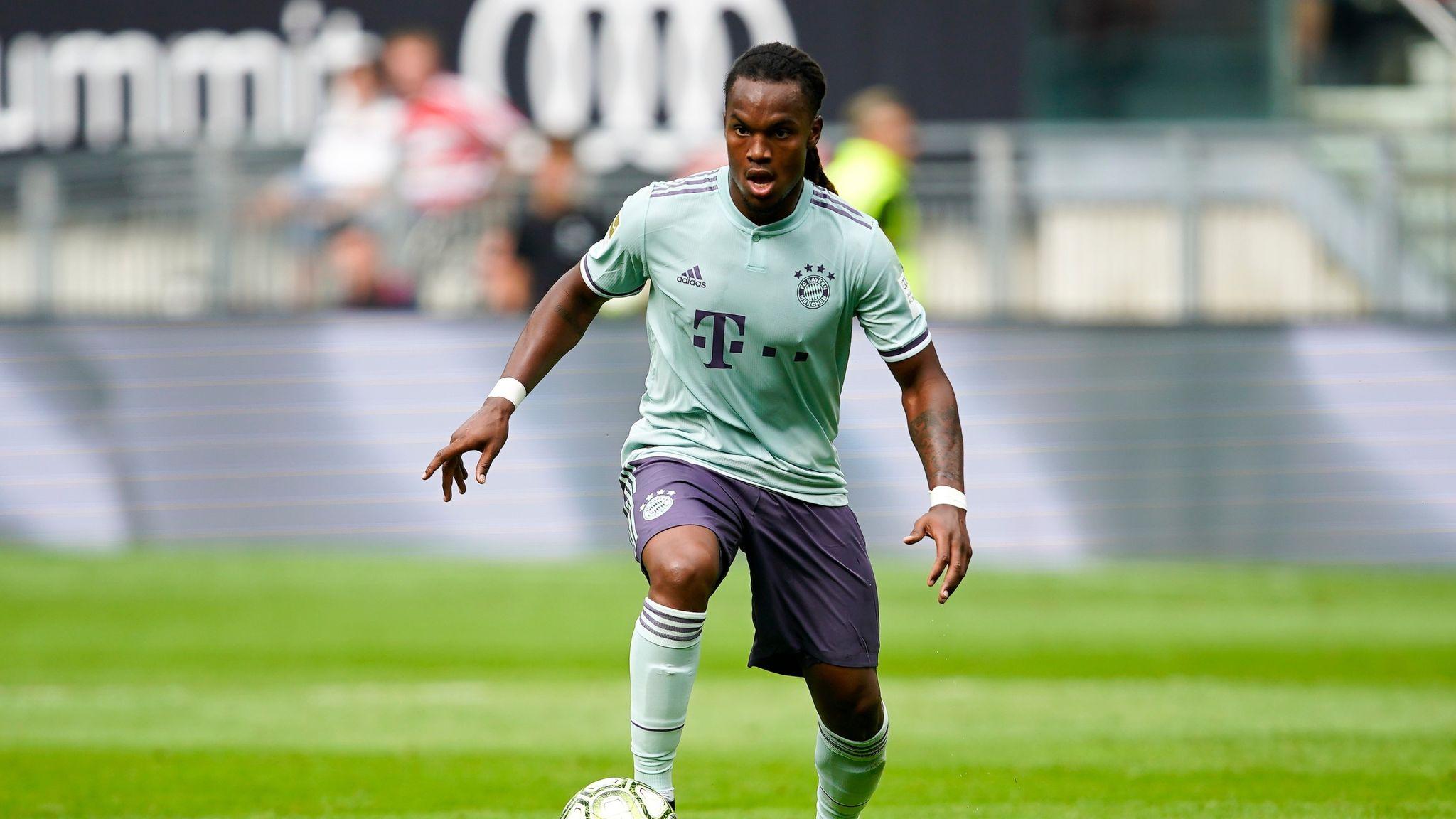 Renato Sanches improving at Bayern Munich, says Niko Kovac