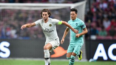 fifa live scores -                               Euro papers: PSG want to keep Rabiot