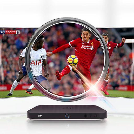 Upgrade to watch Netflix on Sky Q