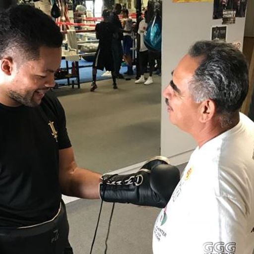Joyce names Sanchez as trainer