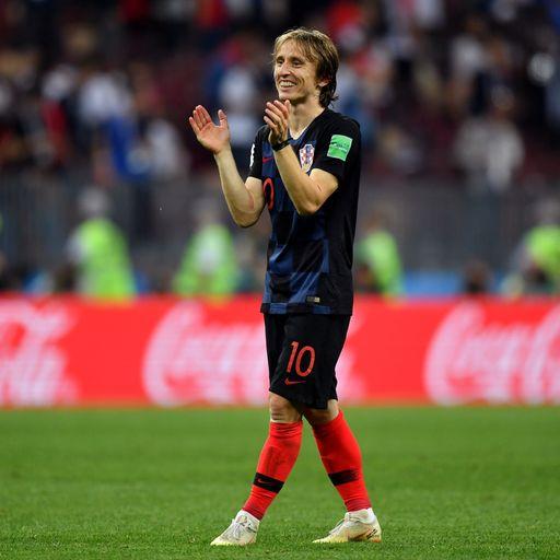 Modric: English media underestimated us