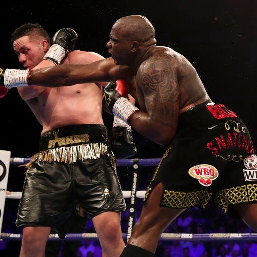 Rugged Whyte wins thriller