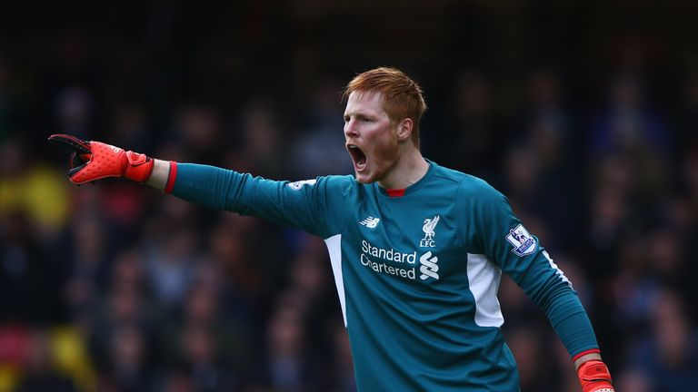 Bogdan played just twice in the Barclays Premier League for Liverpool