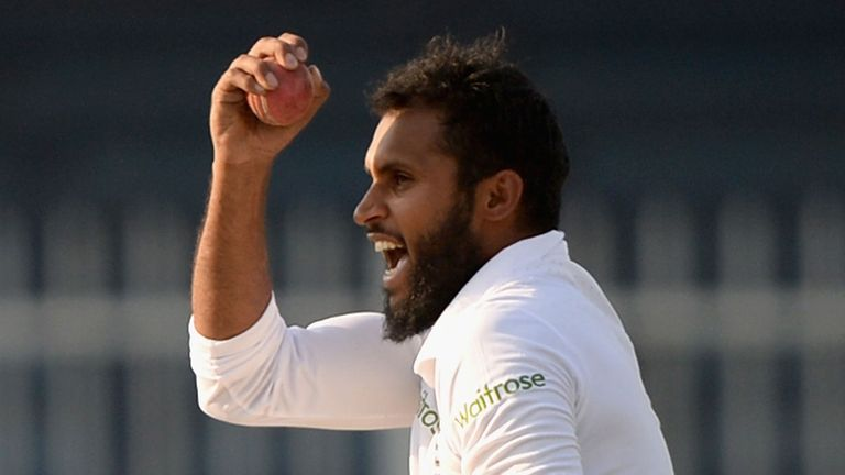 Adil Rashid has played 19 Tests, taking 39 wickets