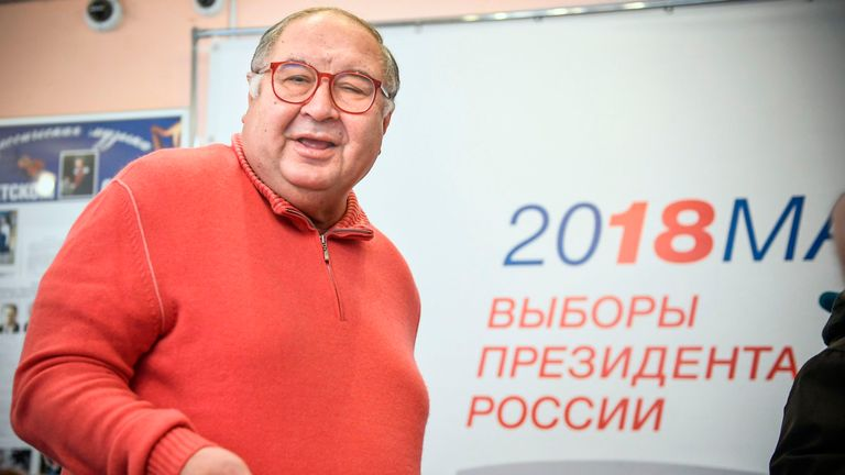Alisher Usmanov has agreed to sell his stake in Arsenal