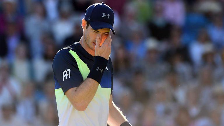Shenzhen Open: Andy Murray ends season after quarter-final loss