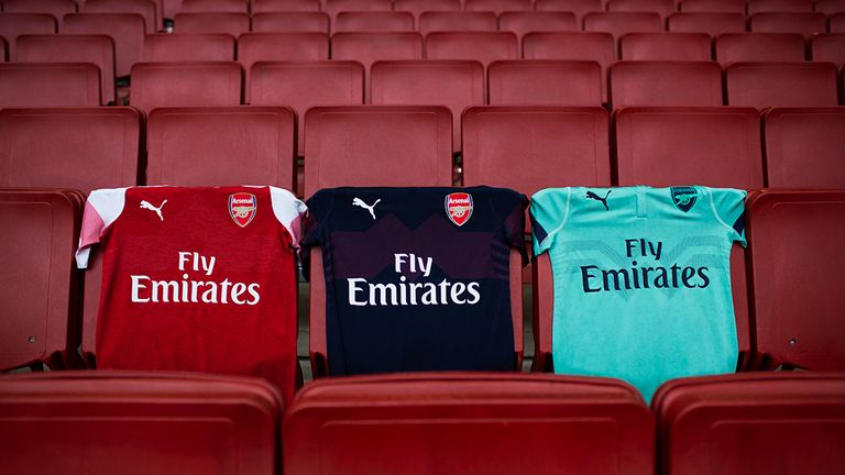 New football kits: Premier League strips for the 2018/19