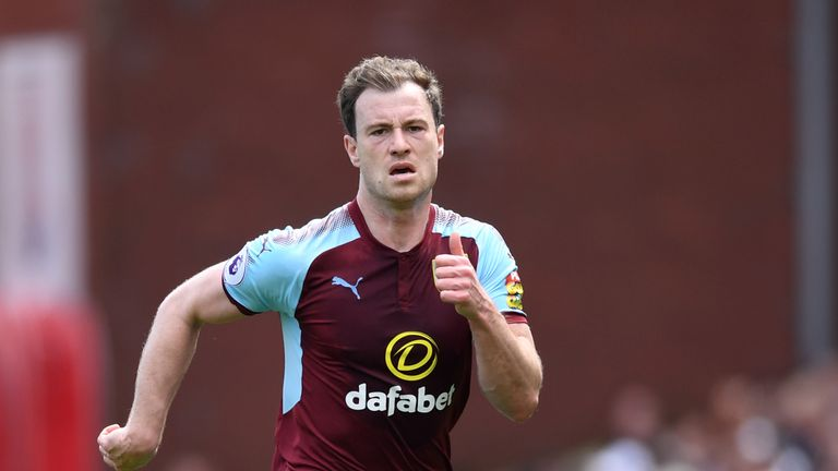 Ashley Barnes was among those to feature during Burnley's 1-0 win over Cork City