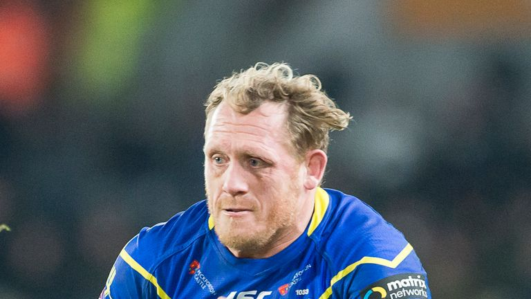 Ben Westwood will stay at Warrington Wolves for the 18th consecutive season in 2019