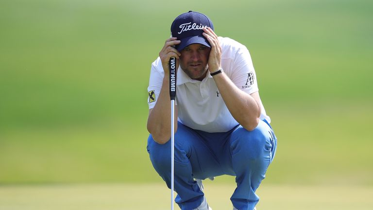 Wiesberger has been limited to eight starts in 2018