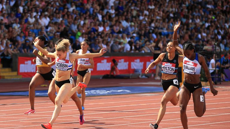 Beth Dobbin has enjoyed a superb break-out season