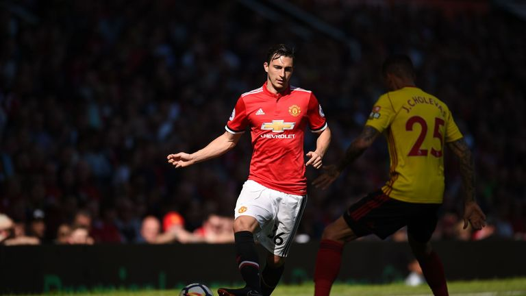 Matteo Darmian is open to a move this summer in order to play regular first team football