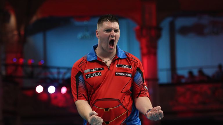 Gurney feels his form this season is not far away from that which saw him become a major champion