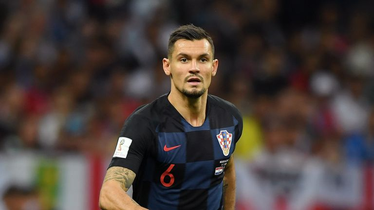 Lovren helped Croatia to their first World Cup final in the country's history