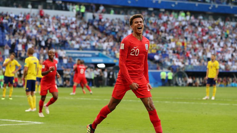 Dele Alli has been a success for England and Spurs