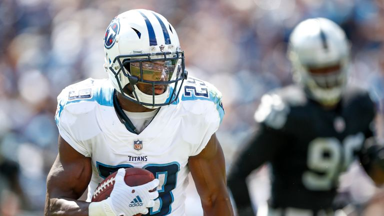 DeMarco Murray was with the Tennessee Titans for the last two seasons