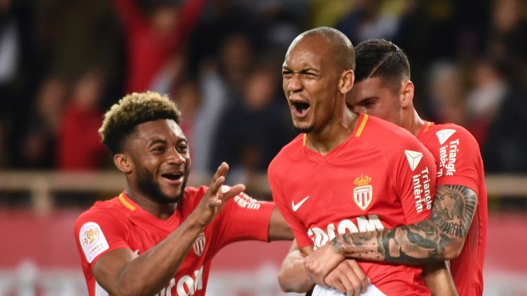 Fabinho signed for Liverpool in a £43.7m deal